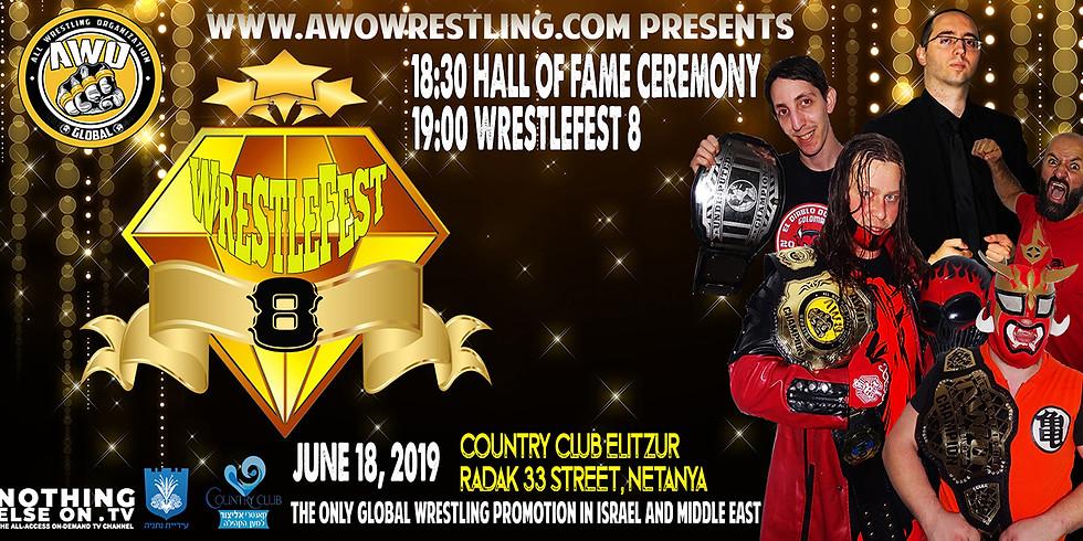 AWO WrestleFest 8
