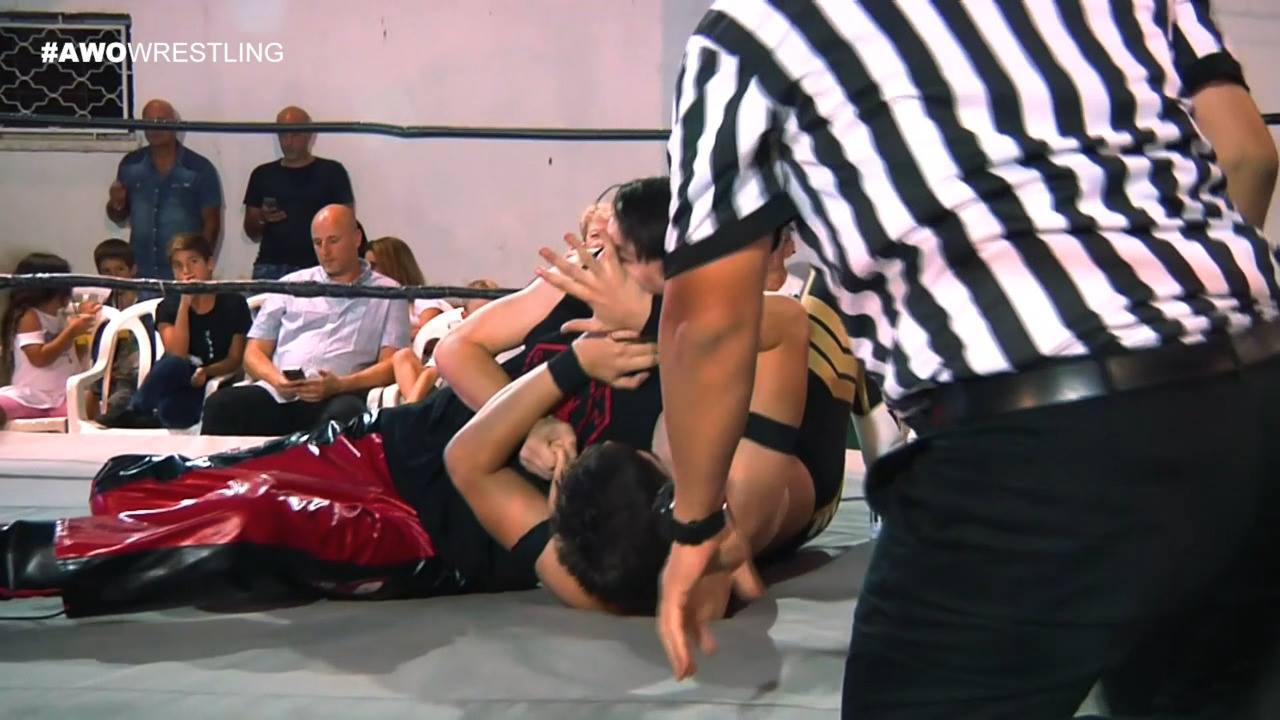 AWO Glory 2018 AWO Undisputed Champion Oscar Vice vs. Goldman