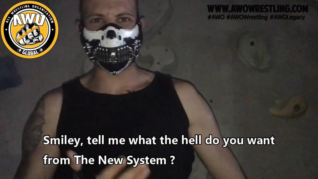 Kannon Payne sends threats towards Eyal Smiley