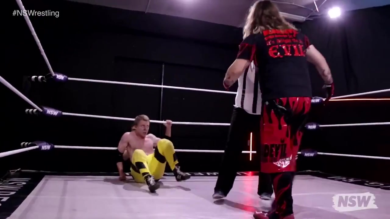 The BlonDevil vs. Egor Sokolov NSW Storm Before The Battle 27/10/2018