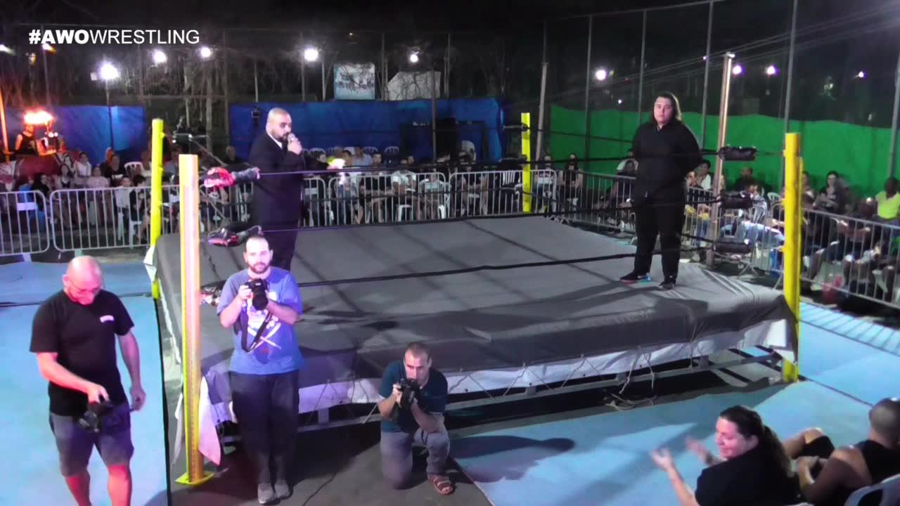 AWO Glory 2018 Clobber Stone vs. Kannon Payne