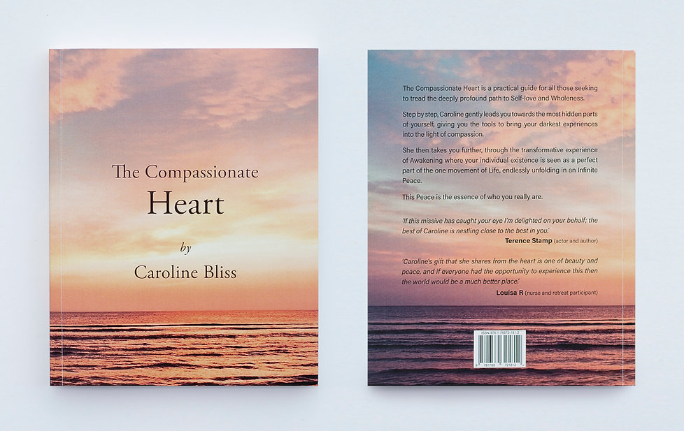 The Compassionate Heart by Carolina Blis