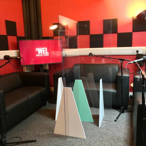 Studio TV for Zoom Calls