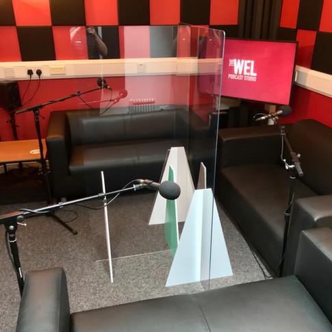 Studio Shielding Screens