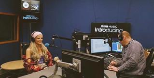 Ro Jordan performs at BBC Introducing
