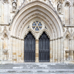 York Minster Doors