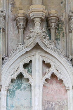 Ely Cathedral Detail 1, England