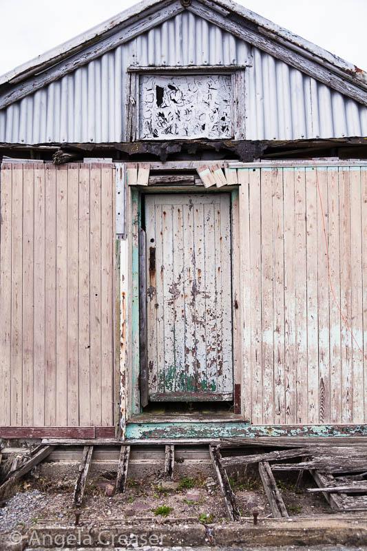Storage Building,Camden Fort Meagher