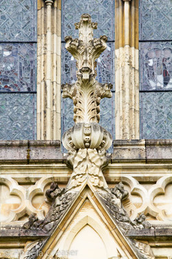 York Minster Detail