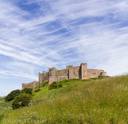 Bamburgh Castle 2, Northumbria