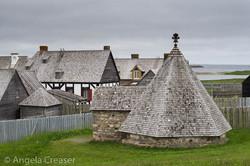 Louisbourg Buildings