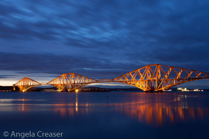 Firth of Forth Bridge, Queensferry