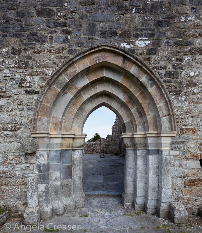 Monastery of Clonmacnoise, Ireland 2