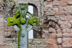 Holy Island Cross,Lindisfarne Priory