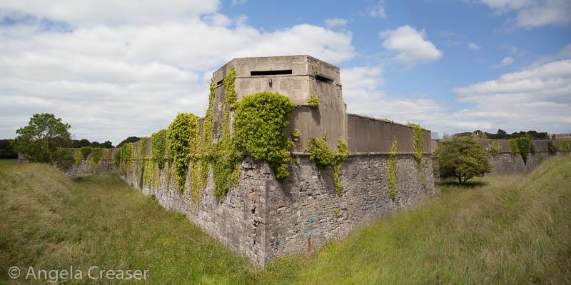 Magazine Fort Corner