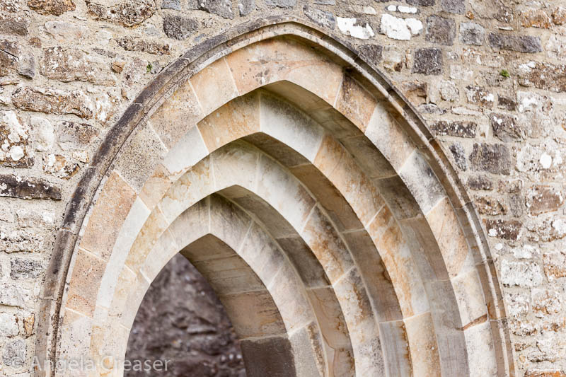 Monastery of Clonmacnoise, Ireland
