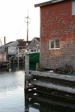 Peggy's Cove Fishing Shack