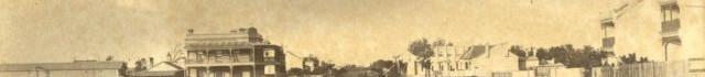 johnston street facing north c.1899