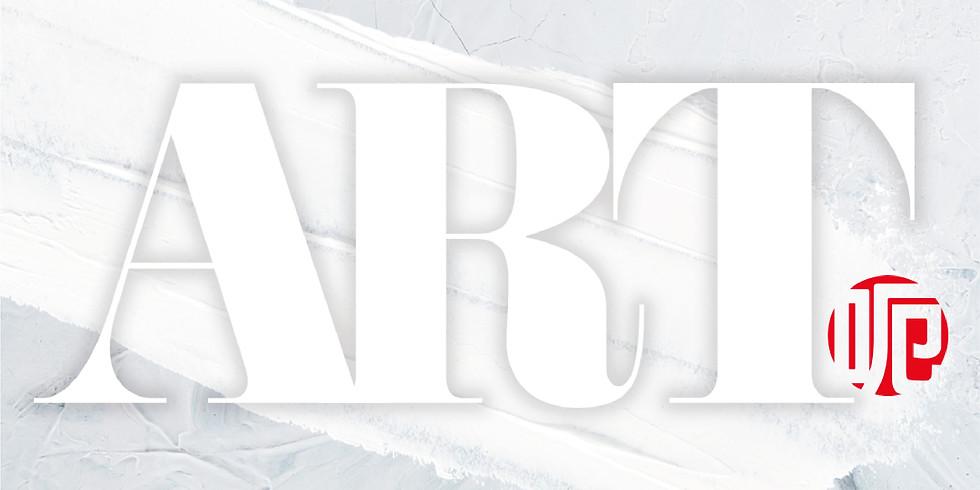 ART呃 | 2021.8.26 (Thu) 8pm | 公開優先訂票 (加場)
