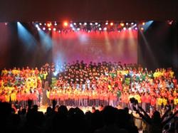 Good Hope School's AFRICAN SANCTUS