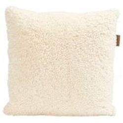Swedish Sheepskin & Pure Wool Cushion, Birch