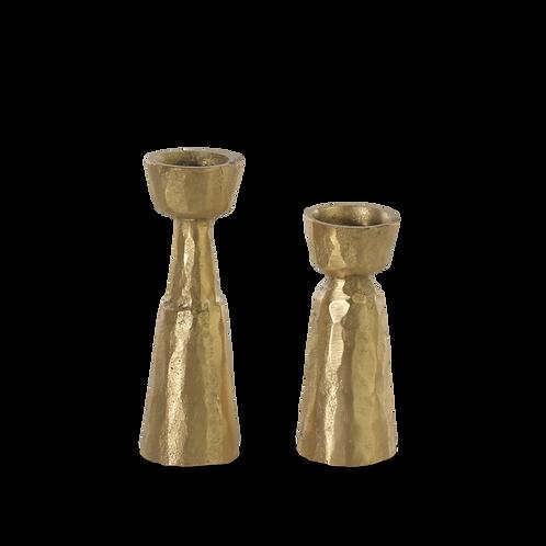 Raji Brass Candlesticks