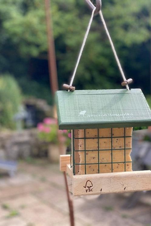 Cameron Bespolka Trust Bird Feeder
