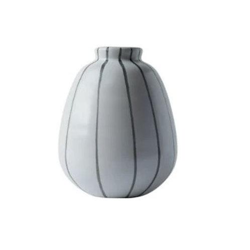 Striped Bud Vase