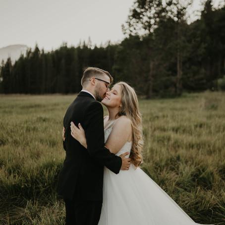 // BOHO MOUNTAIN WEDDING PHOTOS //
