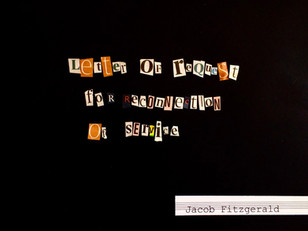 Letter of Request cover art