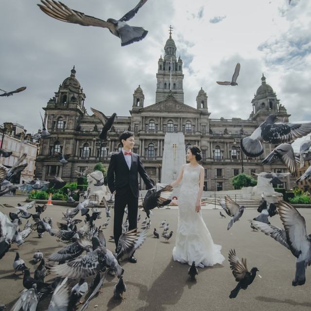 PreWedding | Glasgow