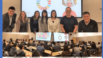 Interns Volunteer for PATH Global Awareness Event (In Partnership with Microsoft)