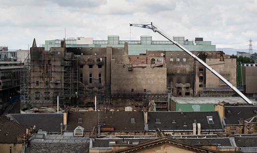 Glasgow School of Art (12.07.2018)