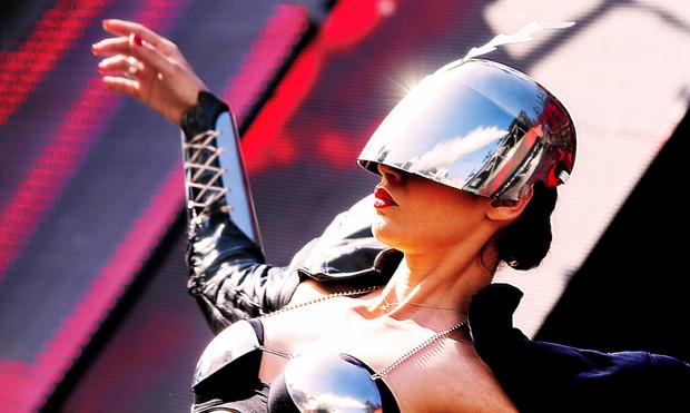 """""""Robo Girl"""" (Space Ibiza)"""