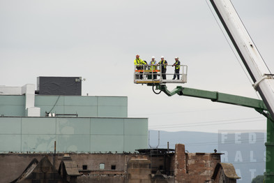 Glasgow School of Art (10.07.2018) Inspection
