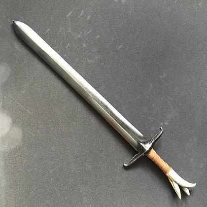 38 inch Antler Hilt Sword