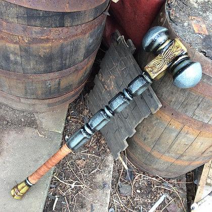 """Double headed war hammer 36"""" (3)"""
