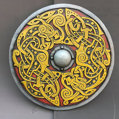 35 inch Wyvern Shield