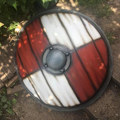 34 inch Domed Viking Shield