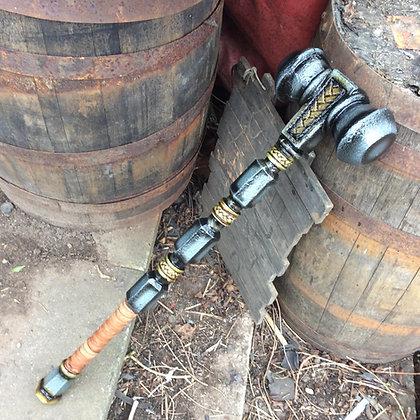 """Double headed war hammer 36"""" (1)"""