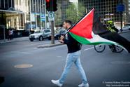 Manifestation pro-Palestine