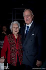 Maman Dion & Brian Mulroney