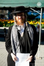 Juif pro-palestinien
