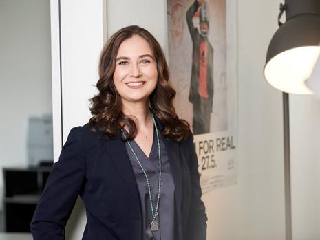 Neues Advisory Board Mitglied: Bettina Gebhardt
