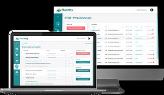 Eigentümerversammlungsmodul Huperty Screens.png