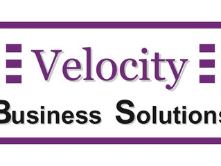 Velocity Business Solutions New Website