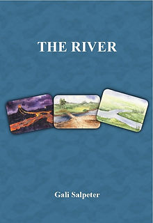 The River set cover, Cards for therapy