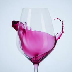 Saperavi glass