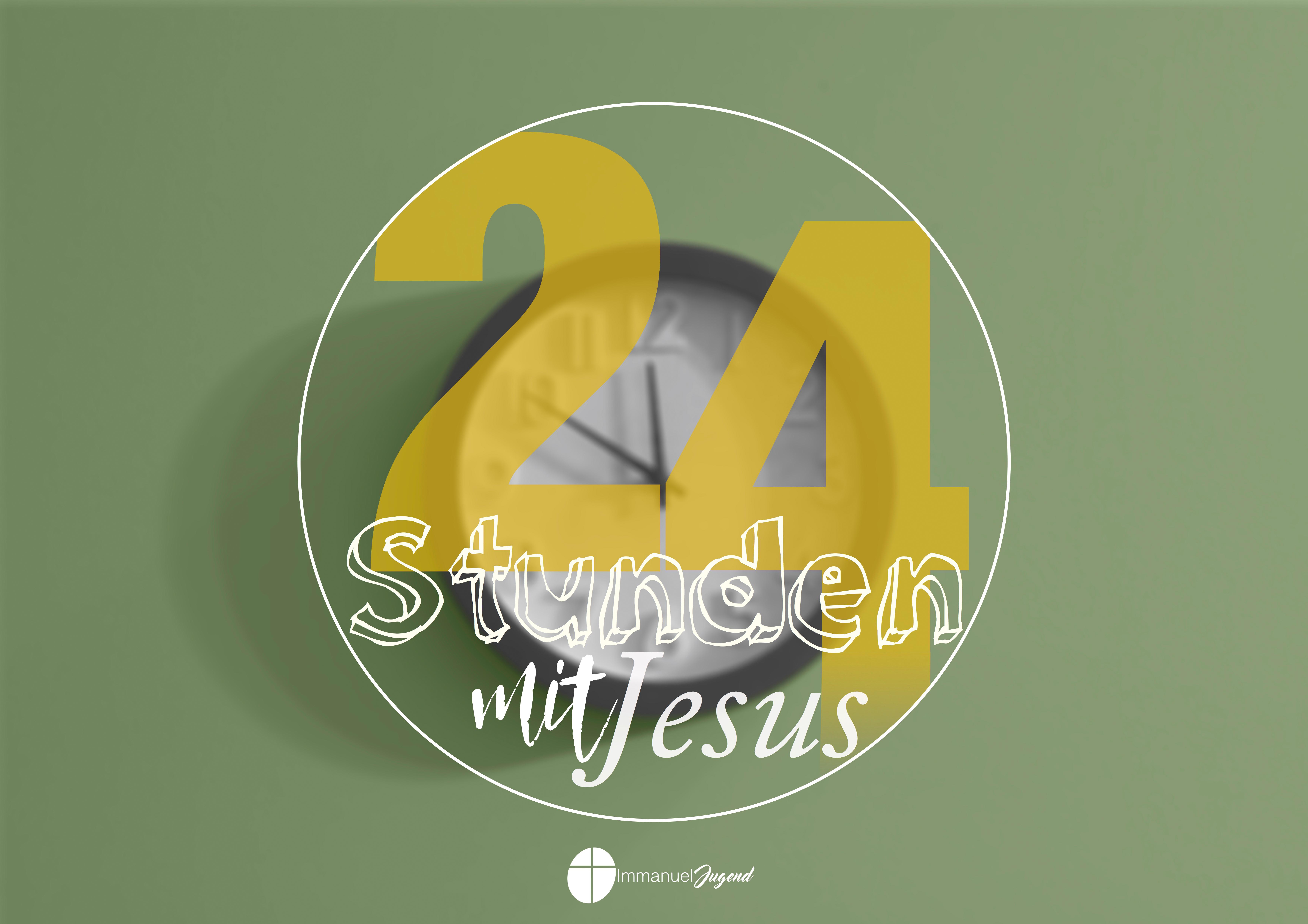 24 Stunden mit Gott
