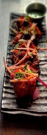 Moksha Indian Bistro Tandoori Chicken Tikka